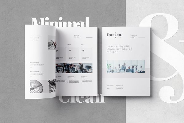 Brochure Templates: AlfianBrand™ - Proposal