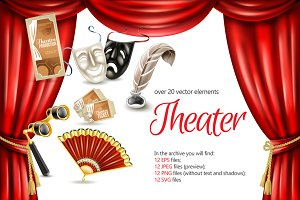 Sale! Theater Set