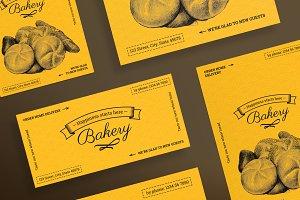 Flyers | Bakery