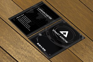 CT079 Corporate business card
