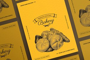 Posters | Bakery