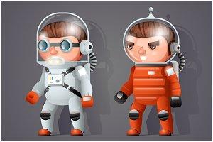 Astronaut Cosmonaut Spaceman