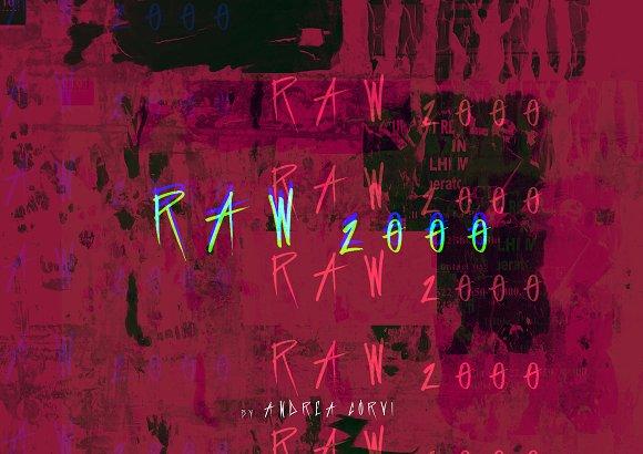 Raw 2000
