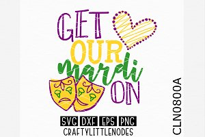 Let's Get Our Mardi On