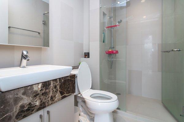 Luxury Interior bathroom