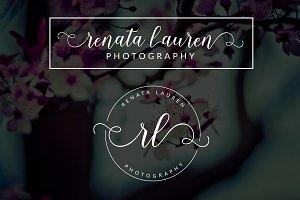 Renata Lauren Premade Logo