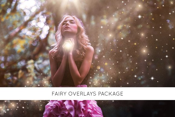 Fairy overlays package