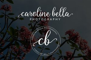 Caroline Bela Premade Logo