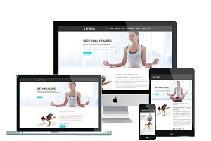 ET Yoga – Yoga WordPress Theme
