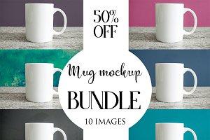 Mug Mockup Bundle