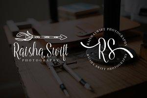 Raisha Swift Premade Logo
