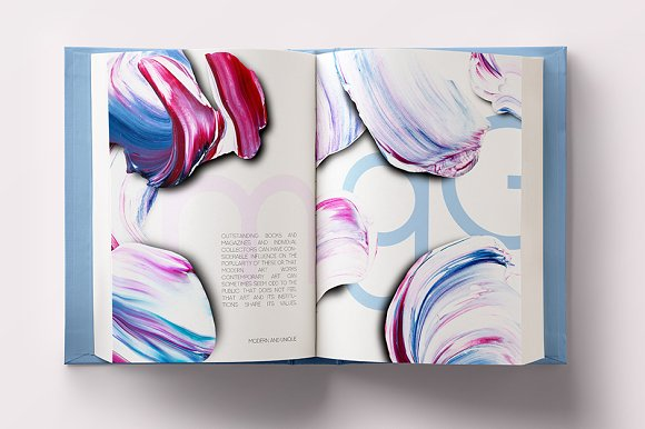 SEA Paint Strokes in Objects - product preview 1