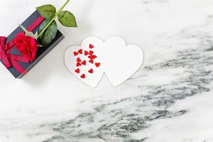 Gifts and Candy for holiday love
