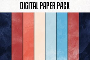 Digital Paper Pack: Paint 5