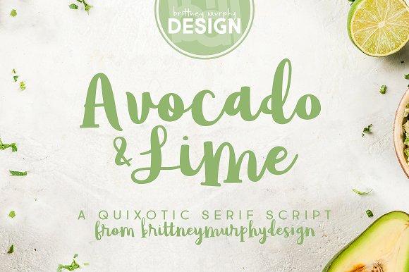 Avocado Lime