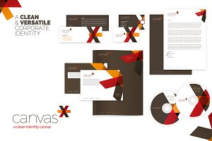 RW Canvas - Clean Versatile Identity