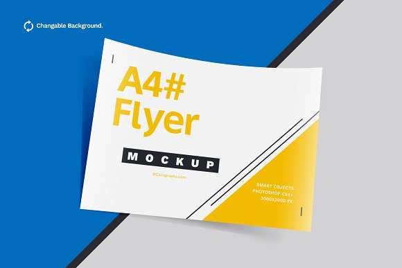 Download Posters & Flyers Mockups