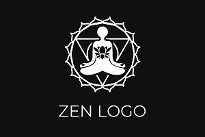[50% OFF SALE] ★ Zen Logo Creative