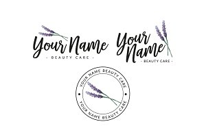 Your Name Premade Logo