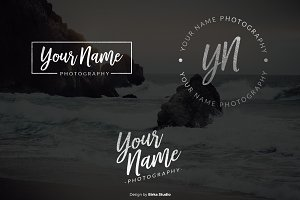 CleanYour Name Premade Logo