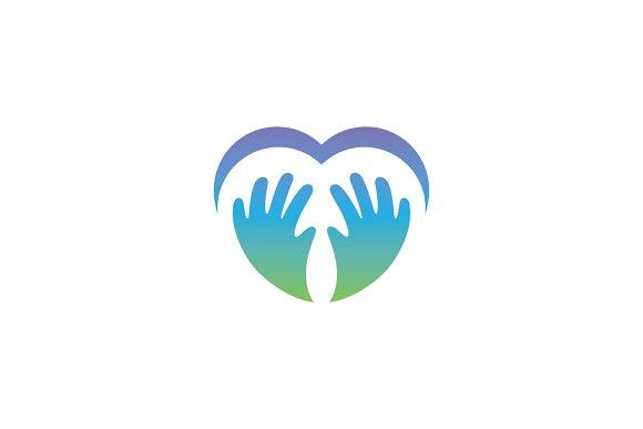 Love Hand Logo