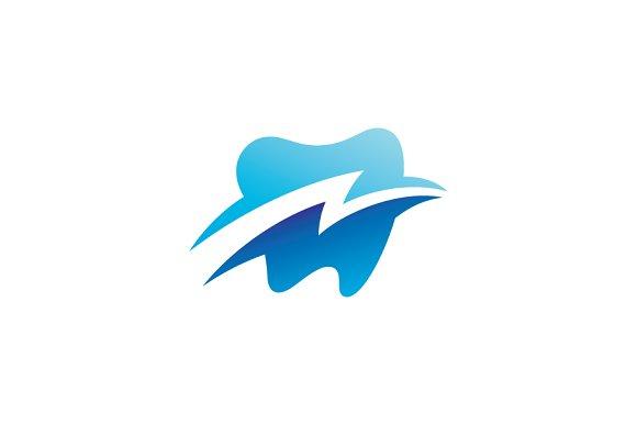 Dental Flash Logo