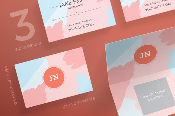 Business Cards Nail Studio