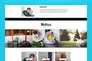 Madison - A WordPress Blog Theme