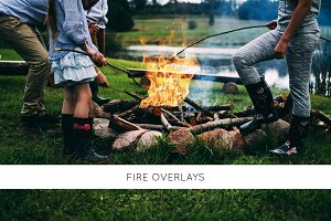 Fire overlays