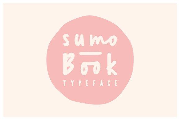 Sumo Book Font