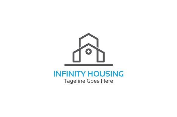 Infinity Housing Logo