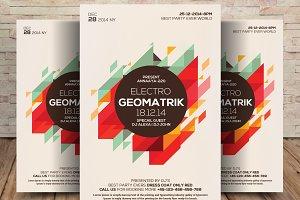 Geometric Flyer