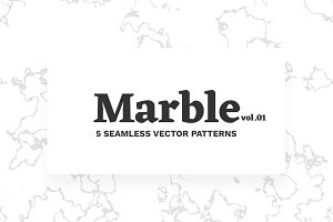 MARBLE seamless patterns vol.01