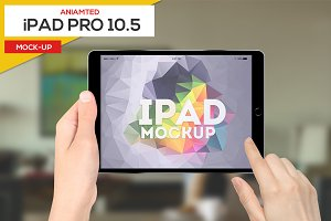 Animated iPad Mockup
