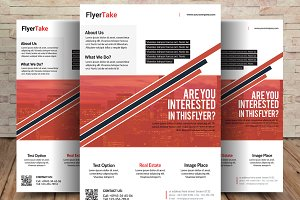 Smart Business Flyers Template