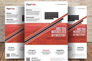 Smart Business Flyers Template