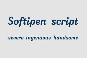 Softipen Script
