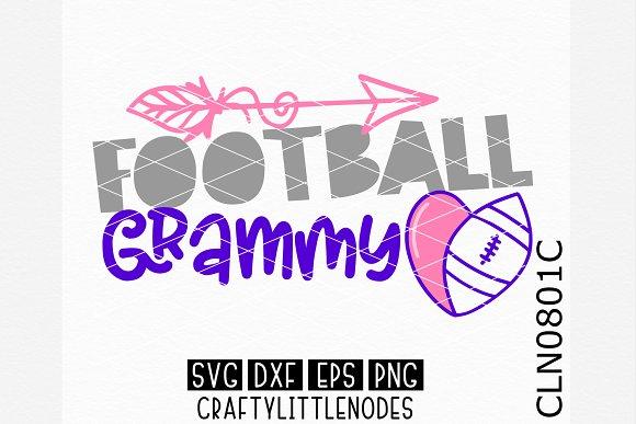 Football Grammy SVG