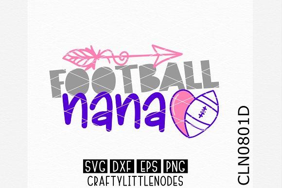 Football Nana SVG