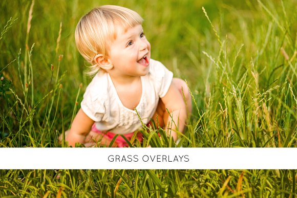 Grass overlays