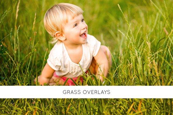Grass overlays