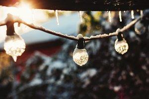 Icy Lights