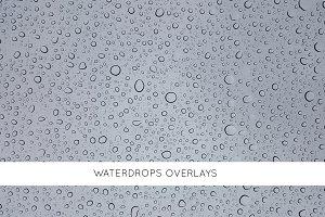 Waterdrops overlays