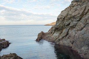 The cove sa tuna in Begur
