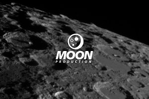 Logo template | MOON Production