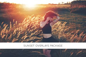 Sunset overlays package