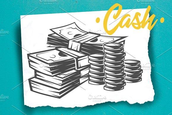 Cash & Money