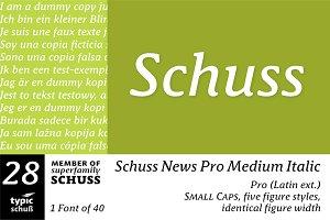 SchussNewsProMedIta No. 28 (1 Font)