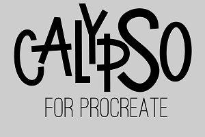Calypso for Procreate