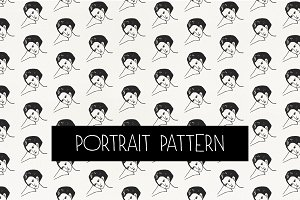 Portrait Pattern